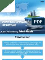 Panayiotopoulos Syndrome.pptx