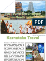 Top Tourist Destinations in South India