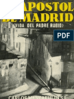 El Apóstol de Madrid, vida del Padre Rubio