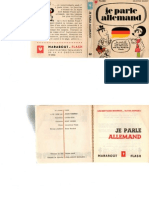 Je parle Allemand en 20 leçons amusantes Flash Marabout