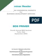 En ILO BDS Reader Primer[1]