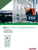 Mxx- DC Modular UPS- Gutor