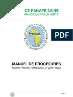 Manuel de Procedures