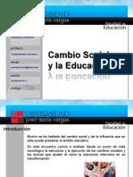 3Cambio Social y Educacion