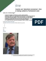 Bilderberg Conspiracies Are 'Absolute Nonsense'