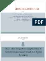 Presentasi Pneumomediastinum