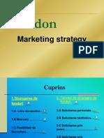 Teledon Marketing Strategy