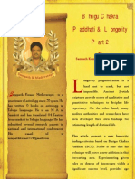 BCP And Longevity Part-2bySampathKumar.