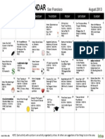 미국 Intrax-San-Francisco-Activities-Calendar