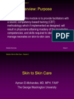 10a. Skin-To-Skin Care S1