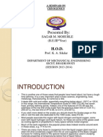 Sagar Seminar