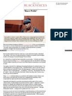 Rachel Jeantel and 'Race Pride'