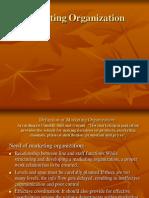 Marketing Organization 1.ppt