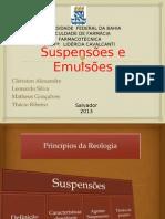 Seminário final - Farmacotécnica