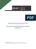 PISA_Material Auto Instruccional