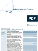 MVNO Critical Success Factors GF 25 Sep 09 V1.0