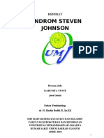 REFERAT Sindrom Steven Johnson Nitha