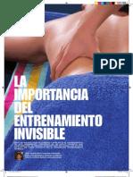 14º Entrenamiento Invisible. Autor