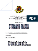 Folio Star & Galaxy