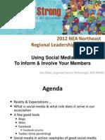 2012 NERLC