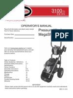 MSV3100 Operators Manual Rev 3