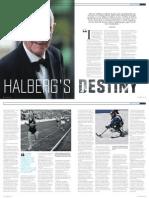 Halberg's Destiny - Sky Sport Magazine NZ