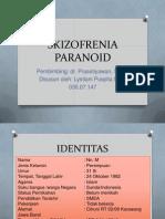 skizofrenia paranoid 2