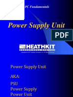 05. Power Supply Unit (PSU)