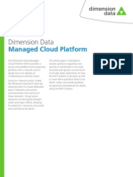 Managed Cloud Platform