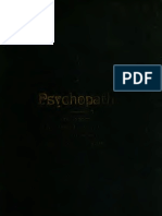 Psychopathy