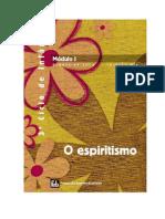 Apostila FEB -  DIJ 3º Ciclo de Infância - Módulo I - O espiritismo