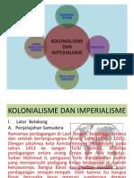 Kolonialisme Dan Imperialisme(1)