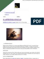 O APÓSTOLO PAULO _ Portal da Teologia.pdf
