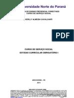 ANEXOS DE ESTÁGIO CURRICULAR