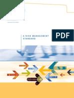 FERMA - A Risk Management Standard