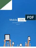 Jumptap - August 2013 MobileSTAT [REPORT]