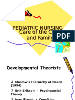 Module 09-Pediatric Nursing