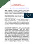 CONCURSO PÚBLICO INSS