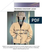 Jan 05 Reversible Jacket