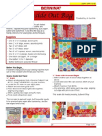 Seams Inside Out Bag WEB Handout