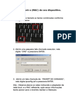 Como Descobrir o Mac