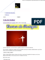 Ceia do Senhor _ Portal da Teologia.pdf
