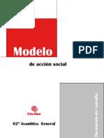 CARITAS Modelo de Accion Social