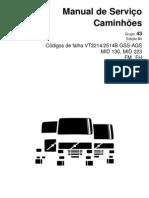 Código de Falhas Volvo