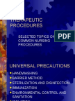 Therapeutic Procedures 3853