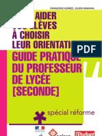 Guide Prati Que Professeur Lycee 2