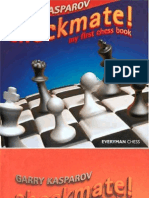 Immortal Version - Checkmate - My First Chess Book - Kasparov