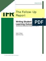 TFR_Guide_WritingSLOs_2007-06-21_v2009-05-31TVT