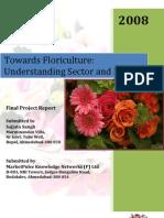 Final Report Floriculture