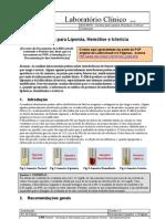 Diretriz Lipemia Hemólise Icterícia